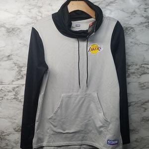 Under Armour LA Lakers Womens Sweatshirt Small 80$